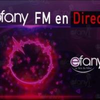 Logo de la radio Efany.fm
