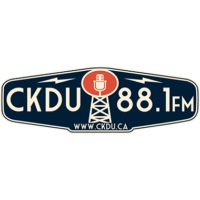 Logo of radio station CKDU 88.1 FM