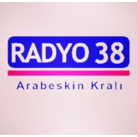 Logo of radio station Radyo 38 Arabeskin Kralı