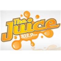 Logo of radio station The Juice
