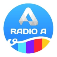 Logo of radio station Radio A