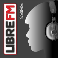 Logo of radio station Libre FM