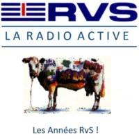Logo de la radio R V S