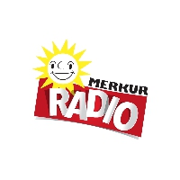 Logo of radio station Radio Merkur