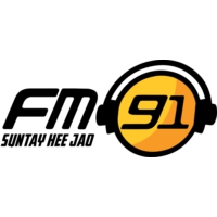 Logo of radio station FM91 - Karachi