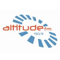 Logo de la radio Rádio Altitude FM
