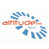 Logo of radio station Rádio Altitude FM
