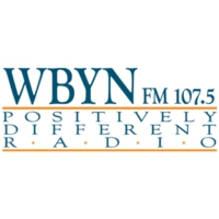 Logo of radio station WBYN 107.5