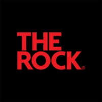 Logo of radio station The Rock 90.2