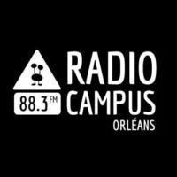 Logo de la radio Radio Campus Orléans 88.3 FM