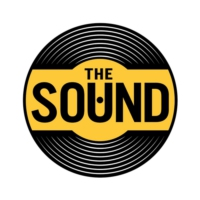 Logo of radio station The Sound 93.8