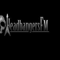 Logo of radio station HeadBandgers FM