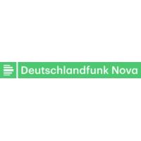 Logo of radio station Deutschlandfunk Nova