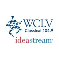 Logo of radio station WCLV Classical 104.9