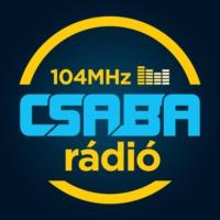 Logo de la radio Csaba Radio 103.3 FM