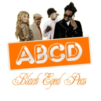 Logo of radio station ABCD Black Eyed Peas