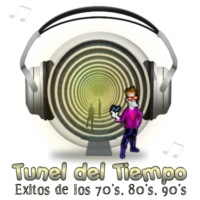 Logo of radio station TUNEL DEL TIEMPO