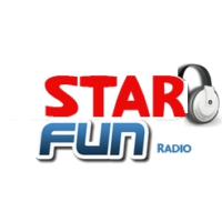 Logo of radio station StarFunFM