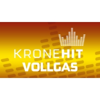 Logo of radio station KRONEHIT Vollgas