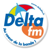 Logo of radio station DELTA FM CARNAVAL