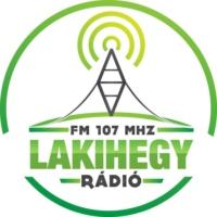 Logo of radio station Lakihegy Rádió Fm 107 MHz
