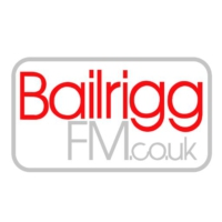 Logo of radio station Bailrigg FM