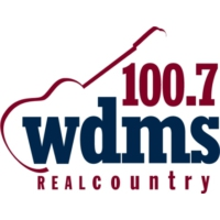 Logo de la radio WDMS Real Country