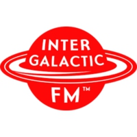 Logo of radio station Intergalactic FM