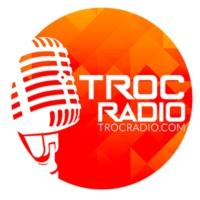 Logo of radio station TROC RADIO