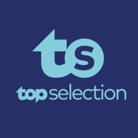 Logo of radio station TOPselection