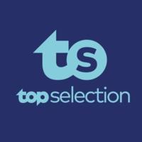 Logo of radio station TOPselection