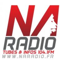 Logo of radio station NA RADIO