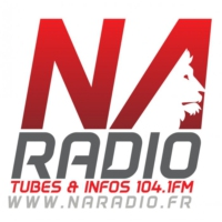 Logo of radio station NA RADIO