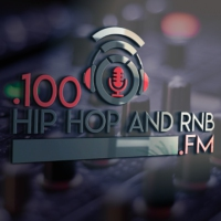 Logo de la radio .100 Hip Hop and RNB FM