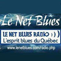 Logo of radio station Le Net Blues