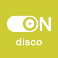 "Logo de la radio ""ON Disco"""