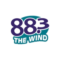Logo of radio station KWND 88.3 The Wind