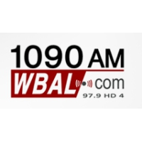 Logo of radio station WBAL AM