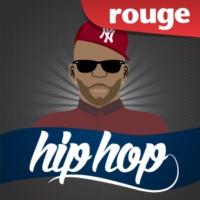 Logo de la radio Rouge FM Hip Hop
