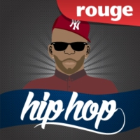 Logo of radio station Rouge FM Hip Hop