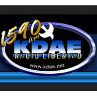 Logo of radio station KDAE Radio Libertad 1590