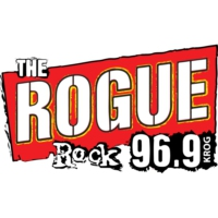 Logo of radio station KROG The Rogue 96.9