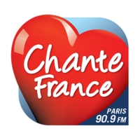 Logo of radio station Chante France