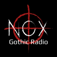 Logo of radio station Nox Gothic Radio