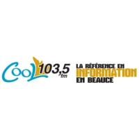Logo de la radio Radio Cool 103.5 FM