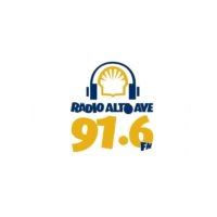 Logo de la radio Rádio Alto Ave