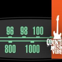 Logo of radio station CMV Radio - Country Music Vibe