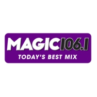 Logo de la radio Magic 106.1 FM