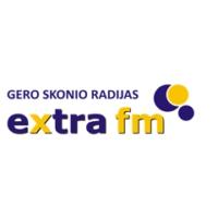 Logo de la radio Extra FM 97.1