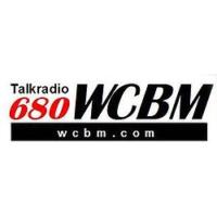 Logo of radio station WCBM